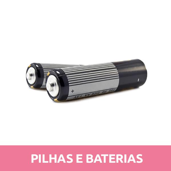 Pilhas e baterias